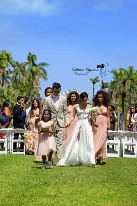 Wedding Photographer Fairchild Botanic Garden